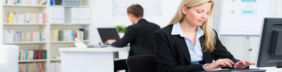 Profesiones de futuro: AUXILIAR ADMINISTRATIVO - Estudios de  Empresa